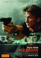 Sean Penn : The Gunman son nouveau film d'action