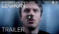 """Legion"" is linked to ""X-Men"": the FX serial about a schizophrenic mutant"