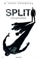 "M. Night Shyamalan's ""Split"" film: a successful horror movie with James McAvoy"