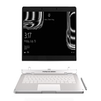 Book One : un PC portable conçu par Porsche Design