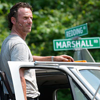 Andrew Lincoln exits 'The Walking Dead'