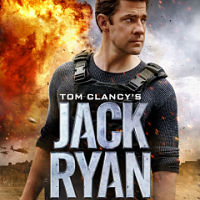 The series 'Jack Ryan' has a trailer