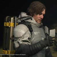 More footage is out for the game 'Death Stranding'