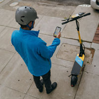 Skip: A new way to rent out scooters