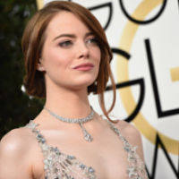 Emma Stone is paired with Jonah Hill in the serial 'Maniac'