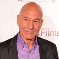 Patrick Stewart joins a new 'Star Trek' series