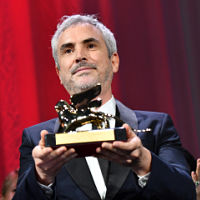 Alfonso Cuarón might head to the Oscars with 'Roma'