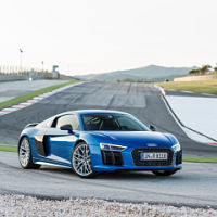 The Audi R8 to get the green treatment