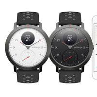 The Steel HR Sport is Withings' first post-Nokia smartwatch
