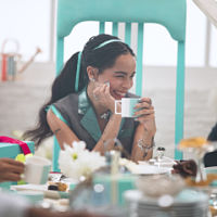Zoë Kravitz is the face of Tiffany & Co. for their latest campaign