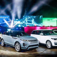 The Range Rover Evoque: a new look for the Land Rover SUV