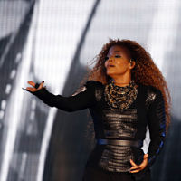 Janet Jackson is inducted in the Rock & Roll Hall of Fame