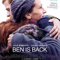 Julia Roberts joue dans le film « Ben is back »