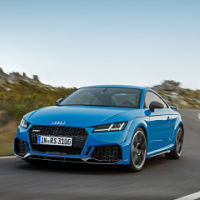 Audi TT RS: The vehicles to get a facelift