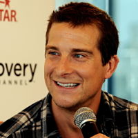 Bear Grylls is the star of 'You vs. Wild', an interactive series