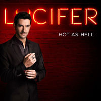 Tom Ellis and Lauren German are in the 'Lucifer' trailer