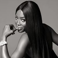 Naomi Campbell leads the J12 advert for Chanel