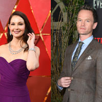 Ashley Judd and Neil Patrick Harris join 'Anita', a biopic