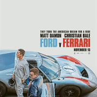 Matt Damon and Christian Bale are in 'Ford v. Ferrari' trailer