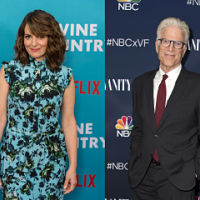 Ted Danson to star in a Tina Fey-produced series for NBC!