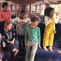 Boden x Harry Potter: a collection for the little ones