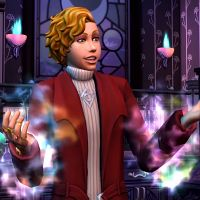 The game 'The Sims 4' will have a magical expansion pack!