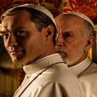 John Malkovich is 'The New Pope' in movie with Jude Law