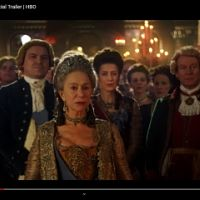 'Catherine the Great': a first look at Helen Mirren in the trailer
