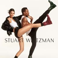Kendall Jenner stars in Stuart Weitzman's Fall campaign!