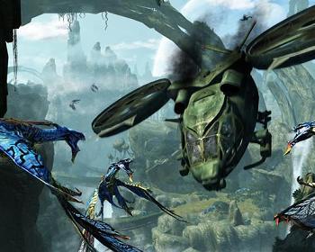 James Cameron's Avatar, le jeu pour Nintendo DS, Wii, Playstation 3 et Xbox 360