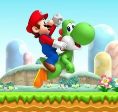 New Super Mario Bros Wii, un jeu résolument multi-joueurs !
